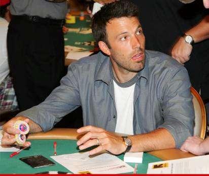 Игровой автомат Бен Аффлек попался на счете карт в блэкджеке в казино Hard Rock