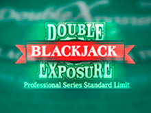 Игровой автомат Онлайн игровой автомат Double Exposure Blackjack Pro Series