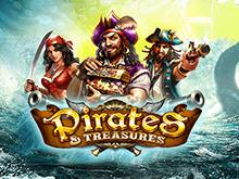 Игровой автомат Pirates Treasures – игровой автомат 777 бесплатно в Супер Слотс