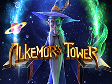 Игровой автомат Игровой автомат Alkemors Tower бесплатно в онлайн-казино